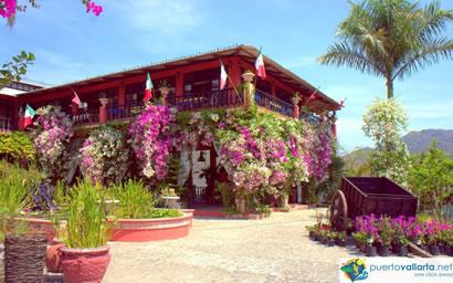 Lugar maravilloso que visitar puerto vallarta m xico for Vivero el botanico